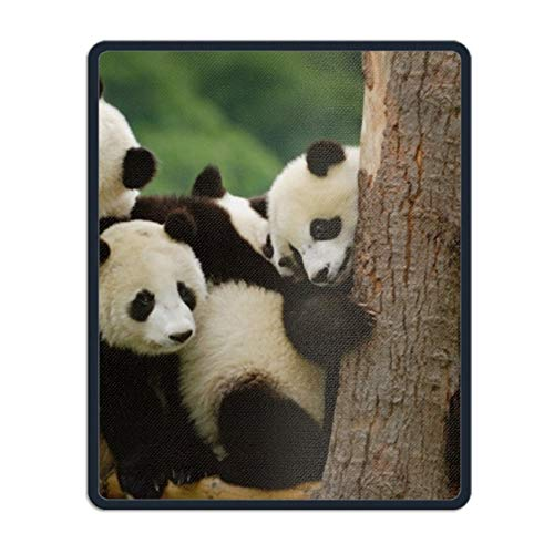 Benutzerdefinierte Mauspad-Spielmatte Baby Panda Bear...