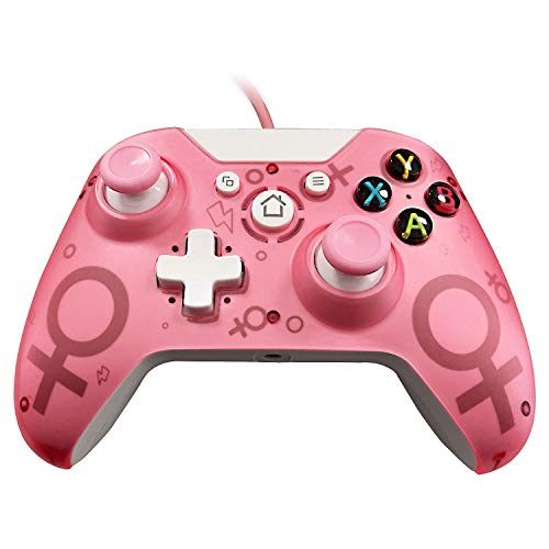 Maikiki Controller Xbox One Kabelgebundene USB Wired Joystick...