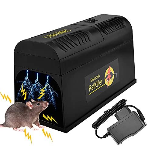 Guijiyi Elektronische Rattenfalle, Mäusefalle Professionelle...