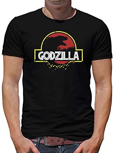 TShirt-People Godzilla Park T-Shirt Herren Japan Rim Tokyo S...