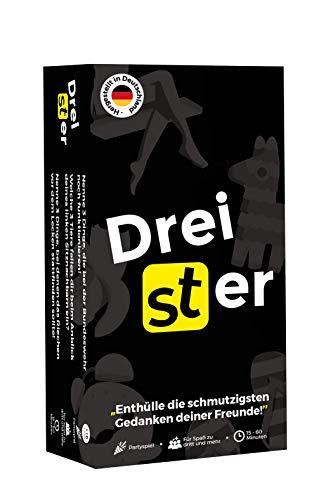 Dreister Spiel - Das Partyspiel - 480 Spielkarten für witzigen Spieleabend mit...