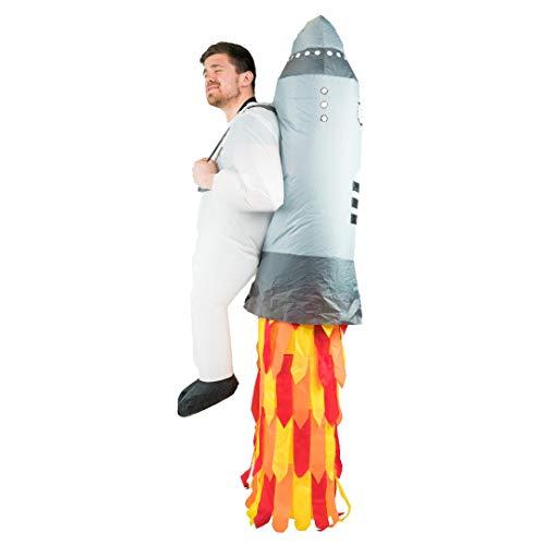 Bodysocks® Aufblasbares Jetpack Kostüm für Erwachsene