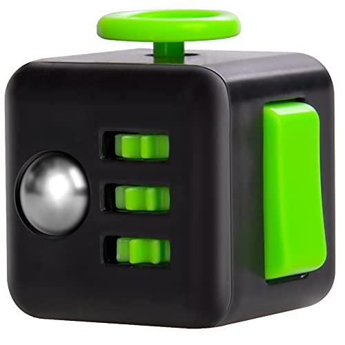 ZHIHUI COPIC Fidget Cube Anti Stess Würfel Stresswürfel zum...