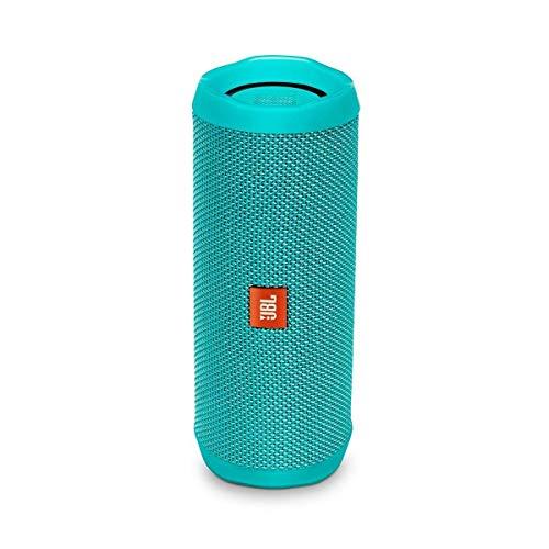 JBL Flip 4 Bluetooth Box in Petrol – Wasserdichter, tragbarer...
