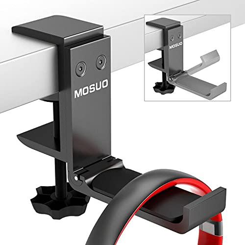 MOSUO Kopfhörer Ständer, Universal Kopfhörerhalter Aluminium...