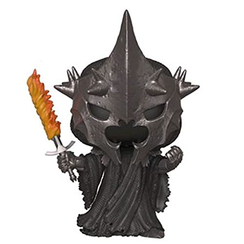naiping The Lord of The Rings Pop Figure Witch King Chibi Vinly...