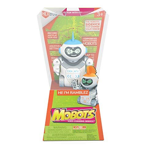Hexbug 501663 - MOBOTS Ramblez, Roboter, ab 3 Jahren,...