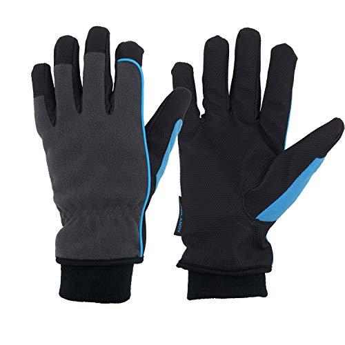HANDLANDY Thermo-Handschuhe für kalte Wetter, wasserdicht, 3M...
