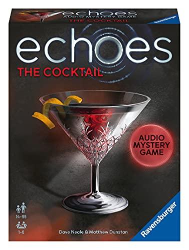 Ravensburger Echoes The Cocktail Audio Murder Mystery Spiel für...