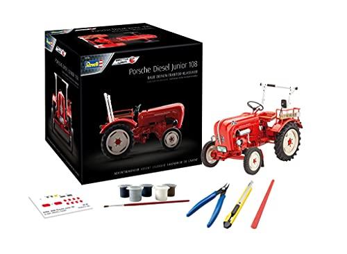 Revell 1036 Adventskalender Porsche Junior 108 Oldtimer Traktor...