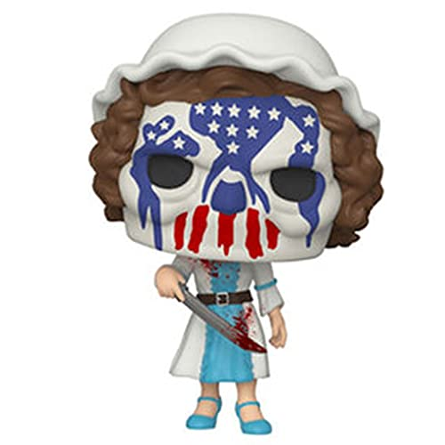 naiping The Purge pop Figure Betsy Ross Chibi Vinly PVC Decor...