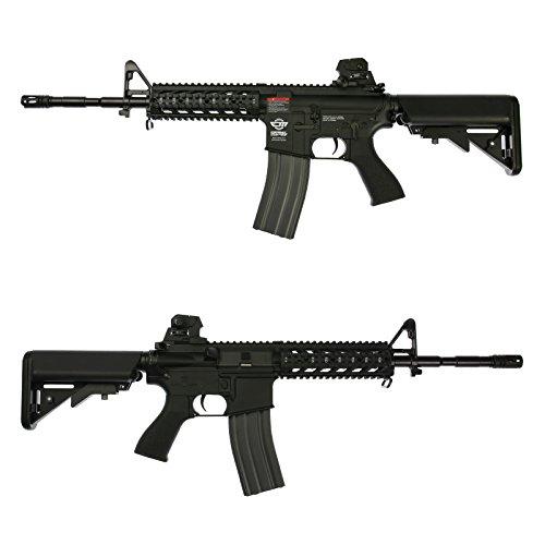 OpTacs Softair - G&G Armament M4 CM16 Raider-L - ab 14, unter 0,5...