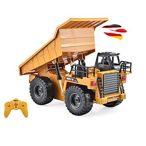 HSP Himoto RC Ferngesteuerter Kipper Tieflader Dump Truck 2.4GHz...