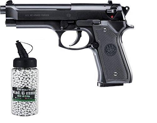 g8ds Set: Beretta M9 World Defender unter 0,5 Joule 6mm Softair...