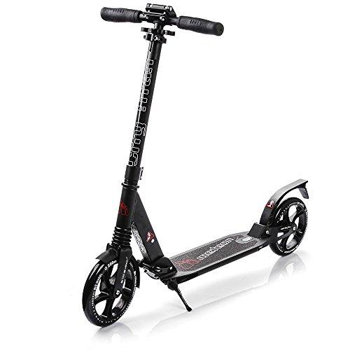 meteor Scooter Big Wheel Kinderroller klappbar Cityroller...