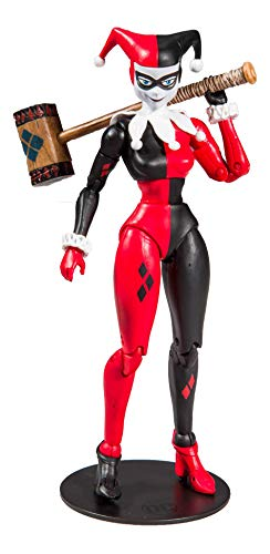 McFarlane Toys 15802-1 DC Harley Quinn Superman Actionfigur,...
