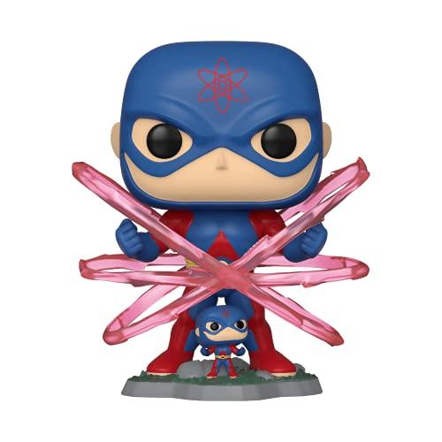 Funko Pop! Justice League The Atom Exclusive Vinyl Figur Wondrous...
