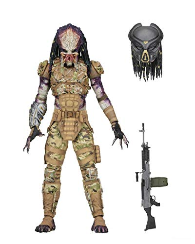 NECA – Predator 2018 Deluxe 17 cm Action-Figur –...