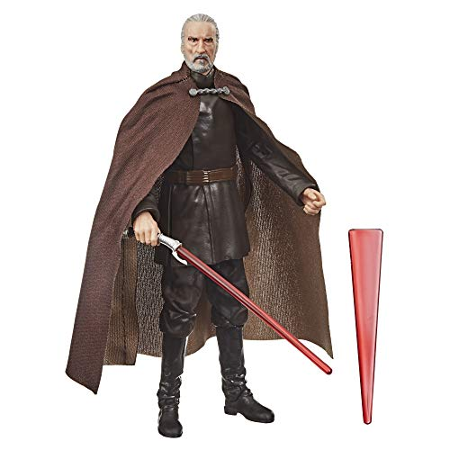Hasbro E8072ES0 Star Wars The Black Series Count Dooku 15 cm...