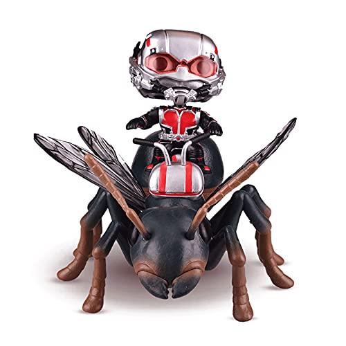 Heizung Zeichenmodell Interessante Avengers Endgame-Ant-Man...