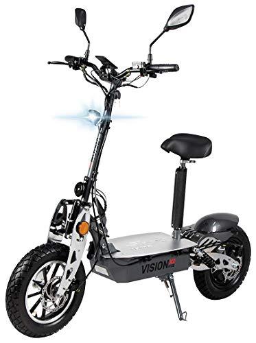 eFlux Vision X2 Elektroroller Scooter - 1500 Watt Motor -...
