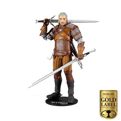 McFarlane Witcher Gaming 17,8 cm große Figuren – TBD – WM Collector Serie