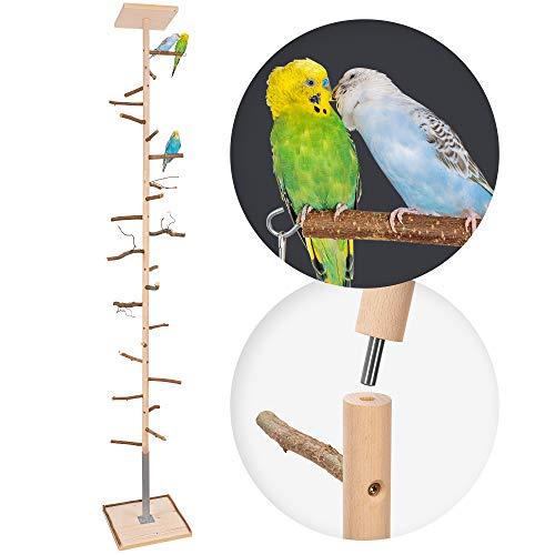 Zimmerhoher Vogel-Kletterbaum 259-261 cm HiFly Basic mit...