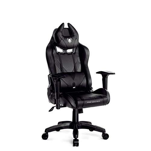 Diablo X-Hunt Gaming Stuhl für Kinder Bürostuhl Ergonomisches...