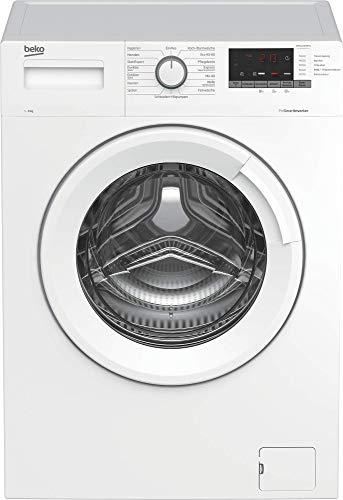 Beko WML61433NPS1 Waschmaschine/Restzeitanzeige und...