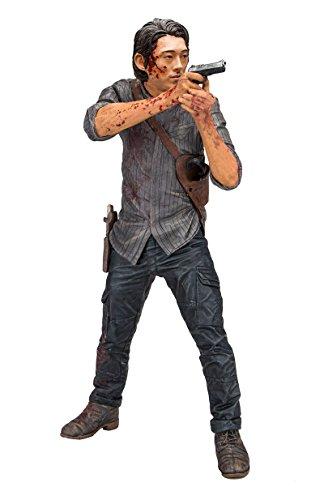 Walking Dead, Deluxe-Aktionsfigur, TV-Glenn, Legacy-Edition, 25,4cm, Modell 14719