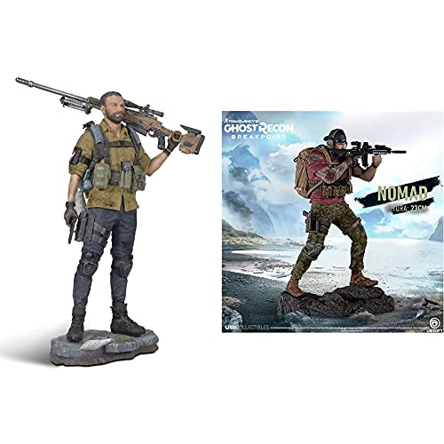 Tom Clancy's Ghost Recon Breakpoint - Nomad Figur (23 cm) & Tom...