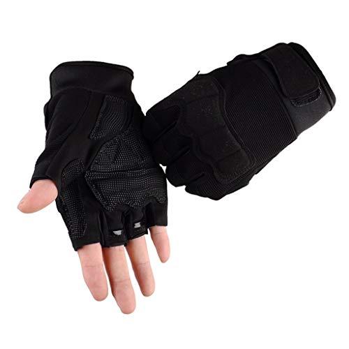 QIMANZI Outdoor Handschuhe Herren Taktische Trainings...