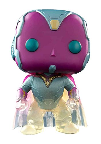 Funko 024786 Pop Avengers Age of Ultron: Faded Vision 71...