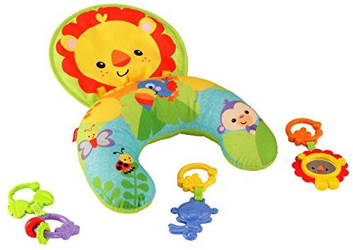 Fisher-Price Spielkissen, Baby Spielzeug mit abnehmbaren...