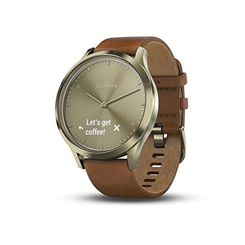 Garmin v vomove hr, hybrid smartwatch für männer und frauen,...