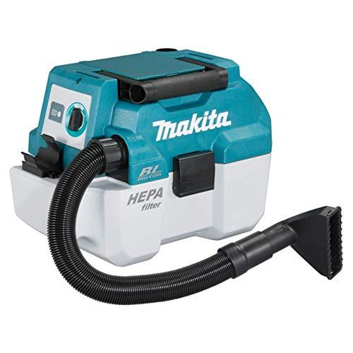 Makita DVC750LZX1 Staubsauger 18 V (ohne Akku, ohne Ladegerät),...