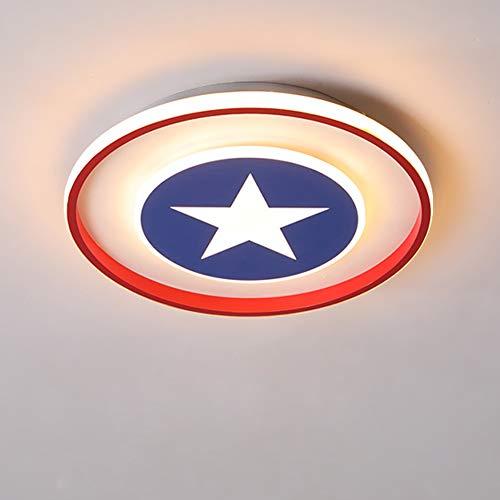 LED Deckenlampe Dimmbare Warmweiß Licht Deckenleuchte...