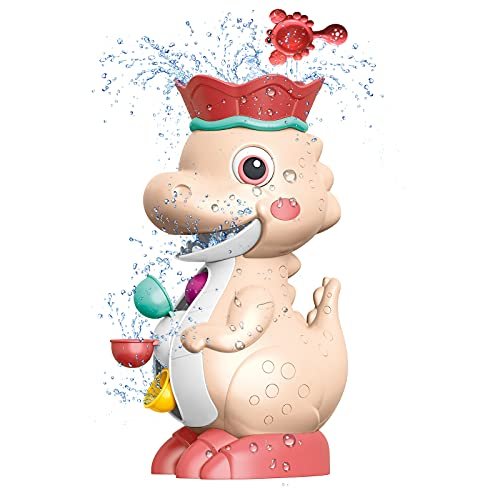 Banydoll Badewannenspielzeug, Badespielzeug Baby ab 1 Jahr, 3...