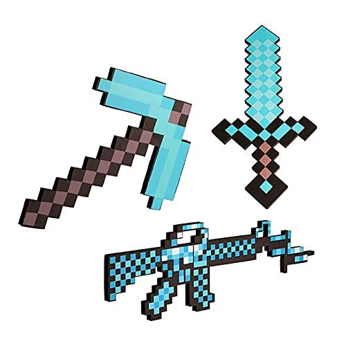 Creativity Blaues Diamant-Schwert Schaumstoff-Spielzeug Schwert...