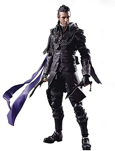 YLLAND Final Fantasy XV NYX Ulric Figur Animiert 10...
