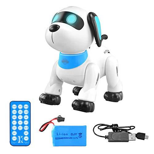 bestshop Smart Puppy, Ferngesteuerter Hund, RC Robotic Stunt...