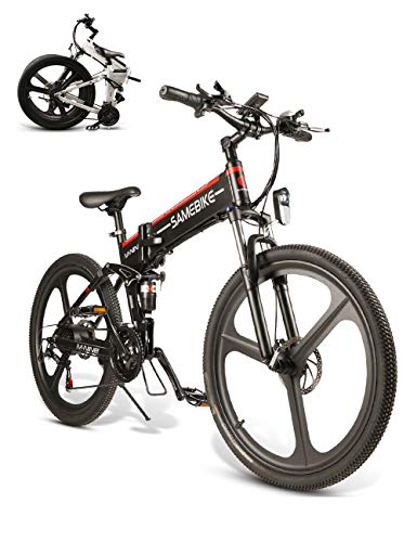 SAMEBIKE Faltbares Elektrisches Mountainbike