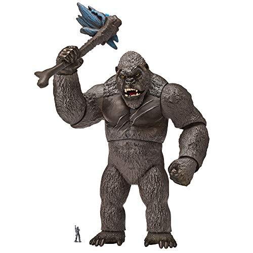 MonsterVerse MNG06100 Godzilla vs Figur – Mega Kong mit...