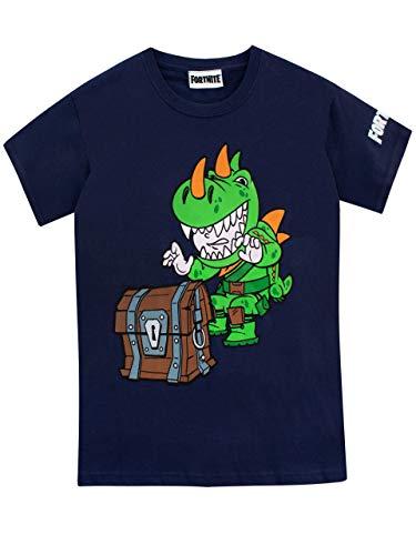 Fortnite Jungen T-Shirt ,164 (Herstellergröße: 14 - 15...