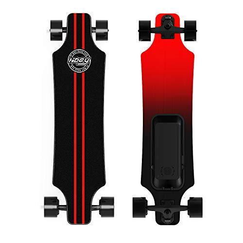 Hiboy Elektro Skateboard 25 km/h, 350W*2 Dual-Motor, 20 km...