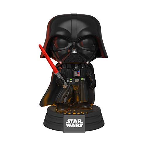 Funko 35519 Star Wars, Darth Vader Electronic POP Bobble, Multi