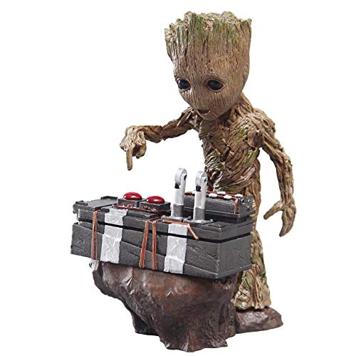 Collectible Figure Guardians of The Galaxy Groot...