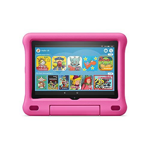 Fire HD 8 Kids-Tablet   Ab dem Vorschulalter   8-Zoll-HD-Display,...