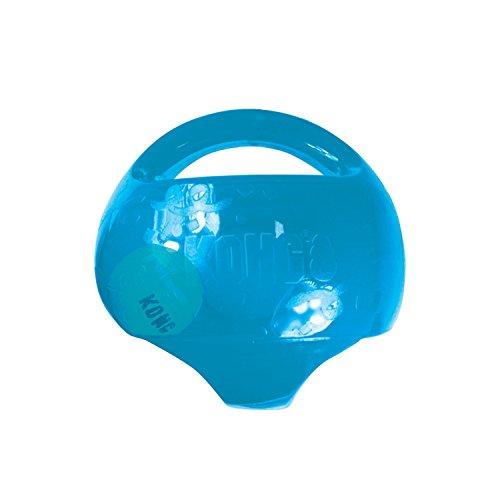 KONG – Jumbler Ball – Interaktives Apportierspielzeug mit...