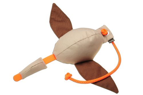 Firedog Duck Dummy beige/braun, small 400 g